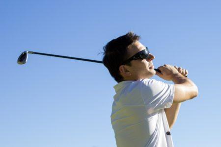 『ゴルフで飛距離が伸びない!』その理由と練習方法